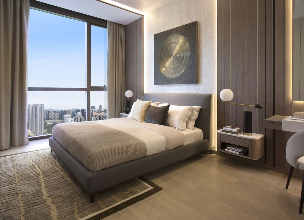 Avenir Bedroom